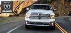 Ram 1500 is the reigning Motor Trend Truck of the Year. (PRNewsFoto/Stettler Dodge & RV)