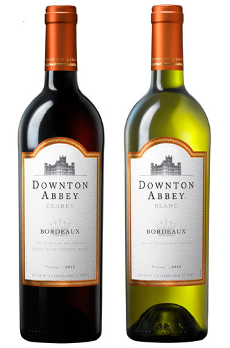 DOWNTON ABBEY WINES. (PRNewsFoto/Downton Abbey Wines) (PRNewsFoto/DOWNTON ABBEY WINES)