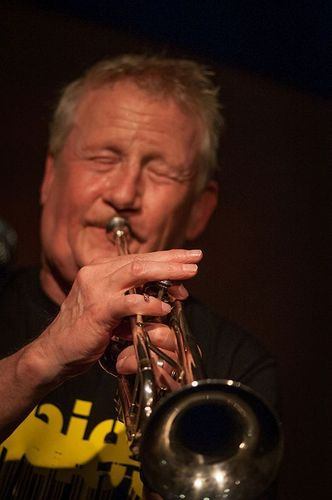 Legendary trumpet player Nigel Hopkins is back and making better music than ever. Download his latest track for FREE at  www.nigelhopkins.co.uk (PRNewsFoto/Forum Marketing & Consulting)