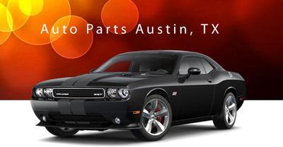Auto parts in Austin, Texas at Mac Haik. (PRNewsFoto/Mac Haik Auto)