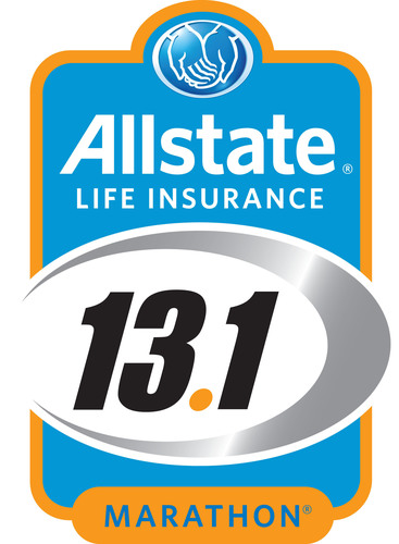 Allstate Life Insurance(SM) Los Angeles 13.1 Marathon(R).  (PRNewsFoto/Allstate Life Insurance Los Angeles 13.1 Marathon)