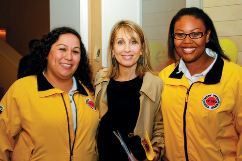 City Year Congratulates DreamWorks' Stacey Snider for 'Variety' Honor