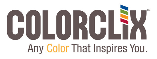See it. Like it. Click it. Paint it: OLYMPIC(R) Paints Introduces a COLORCLIX(TM) Mobile