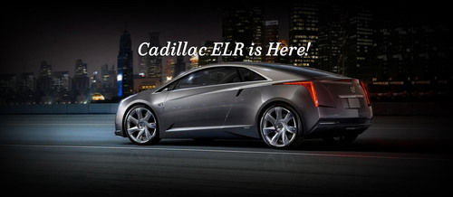 Bill Jacobs Cadillac will be one of approximately 400 Cadillac dealers to carry the all-new Cadillac ELR.  (PRNewsFoto/Bill Jacobs Automotive Group)