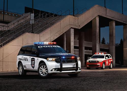 The 2014 Dodge Durango Special Service SUV.  (PRNewsFoto/Chrysler Group LLC)