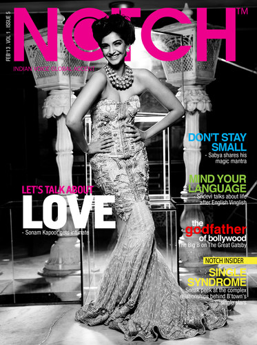February Love Edition (PRNewsFoto/NOTCH Media Pvt. Ltd.)