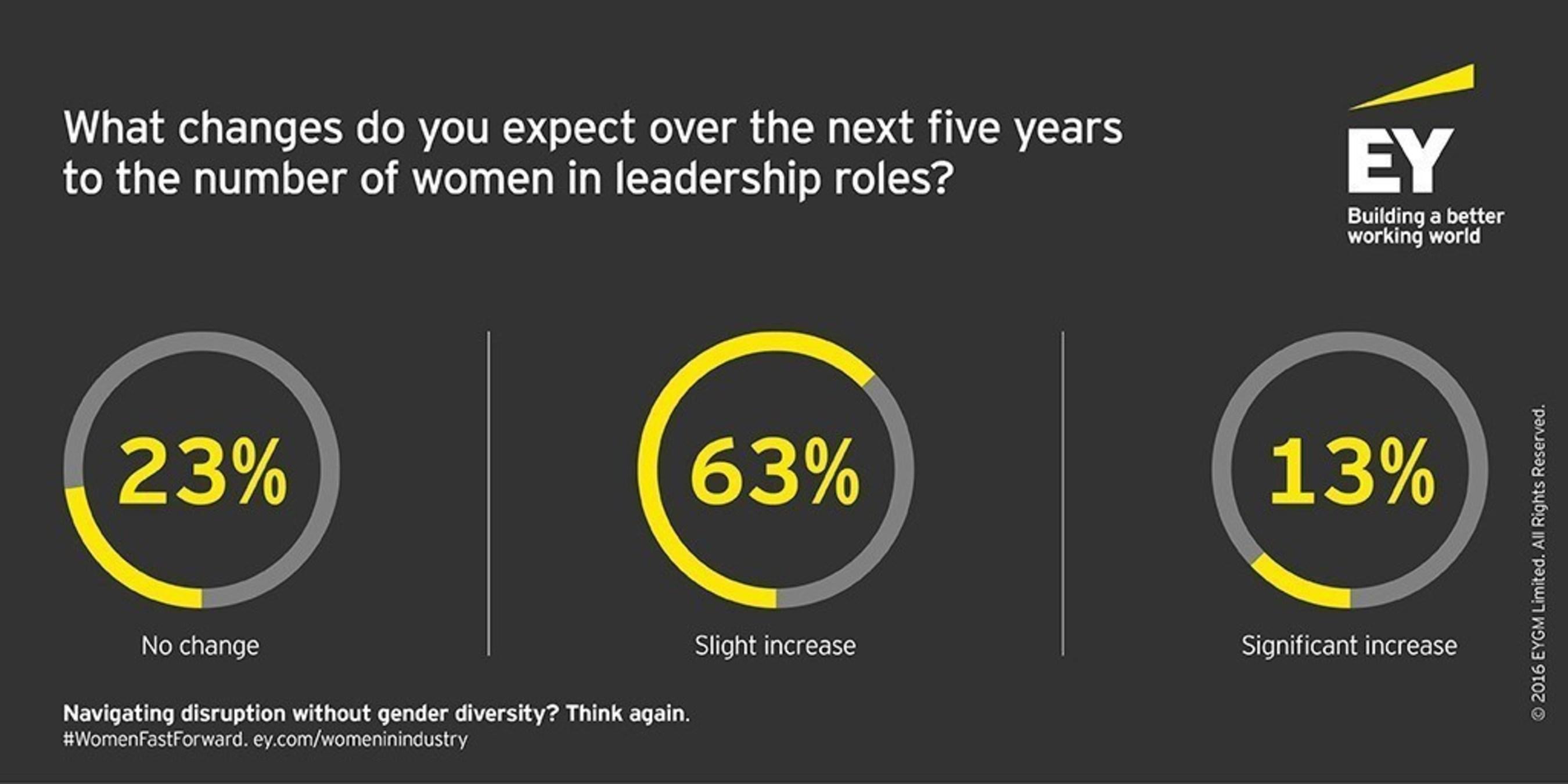 Navigating disruption without gender diversity? Think again.