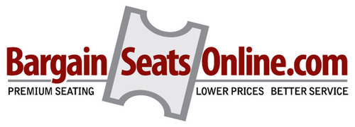 Concert, Sports, & Theater tickets.  (PRNewsFoto/BargainSeatsOnline.com)