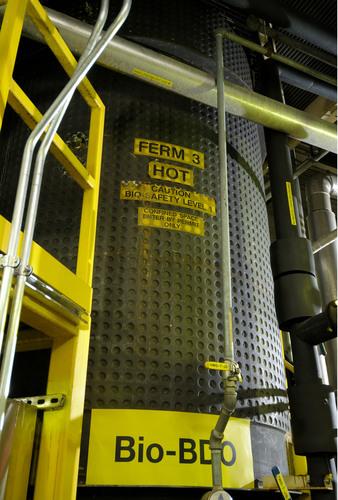 Genomatica Scales Bio-BDO Production, Achieves Demonstration-Scale Fermentation