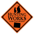 Hunting Works for Colorado (www.huntingworksforco.com) (PRNewsFoto/Hunting Works for Colorado)