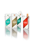 NJOY Kings are Available in Four Variations: Gold Menthol, Gold, Bold Menthol, Bold.  (PRNewsFoto/NJOY)