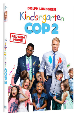 From Universal Pictures Home Entertainment: Kindergarten Cop 2