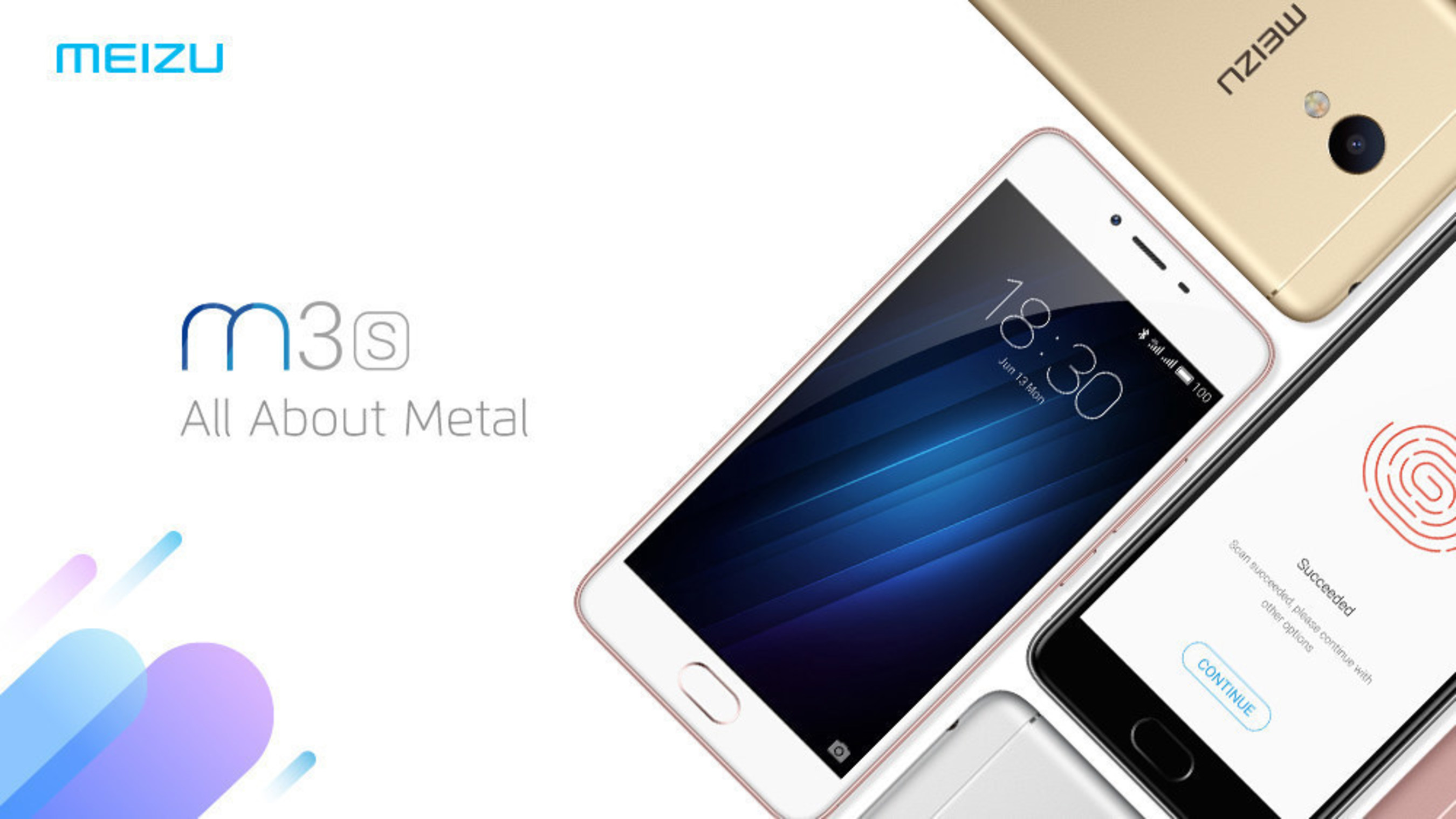 MEIZU m3s: All About Metal