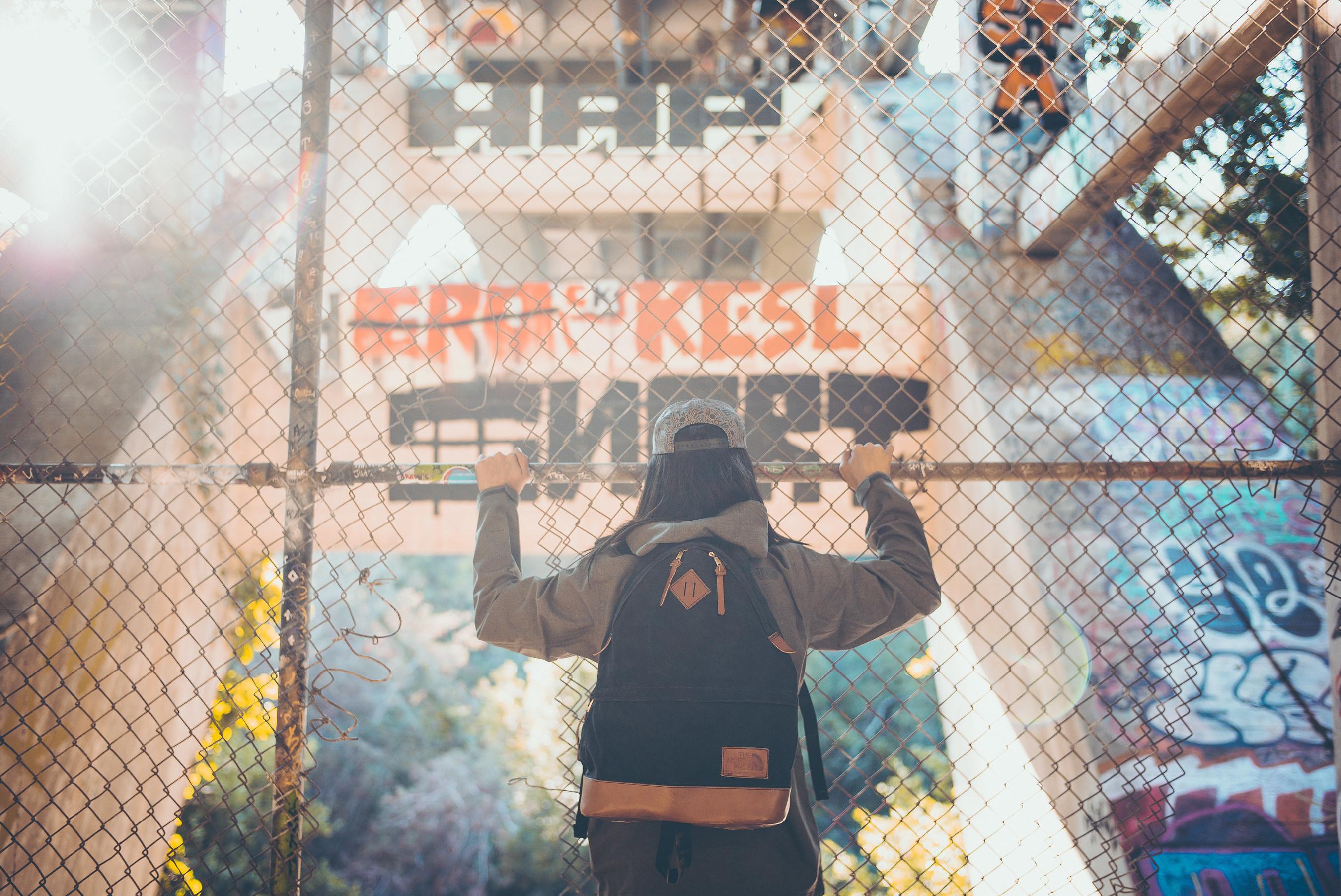 The North Face Urban Exploration Concept Shop is focused exclusively on the label's premium streetwear range. Photo Credit: @Nikk_La