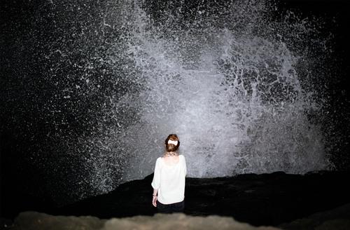 Photograph by Benjamin Evans for V&M's Emerging Artist Series.  (PRNewsFoto/V&M)