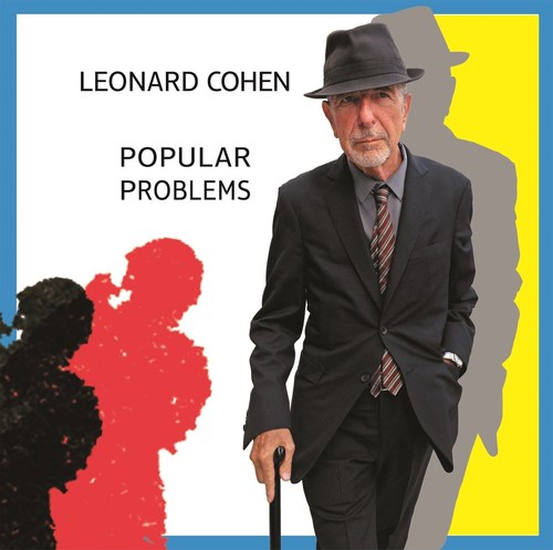 Leonard Cohen Releases 'Popular Problems' On September 23, 2014, A Dynamic Studio Album Of New Songs (PRNewsFoto/Columbia Records)