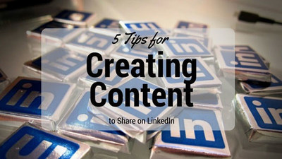 Tips for Creating Shareable Content on LinkedIn http://cisn.co/2cc3H0U