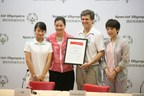 Special Olympics Announces Chinese Tennis Player Li Na as Global Ambassador