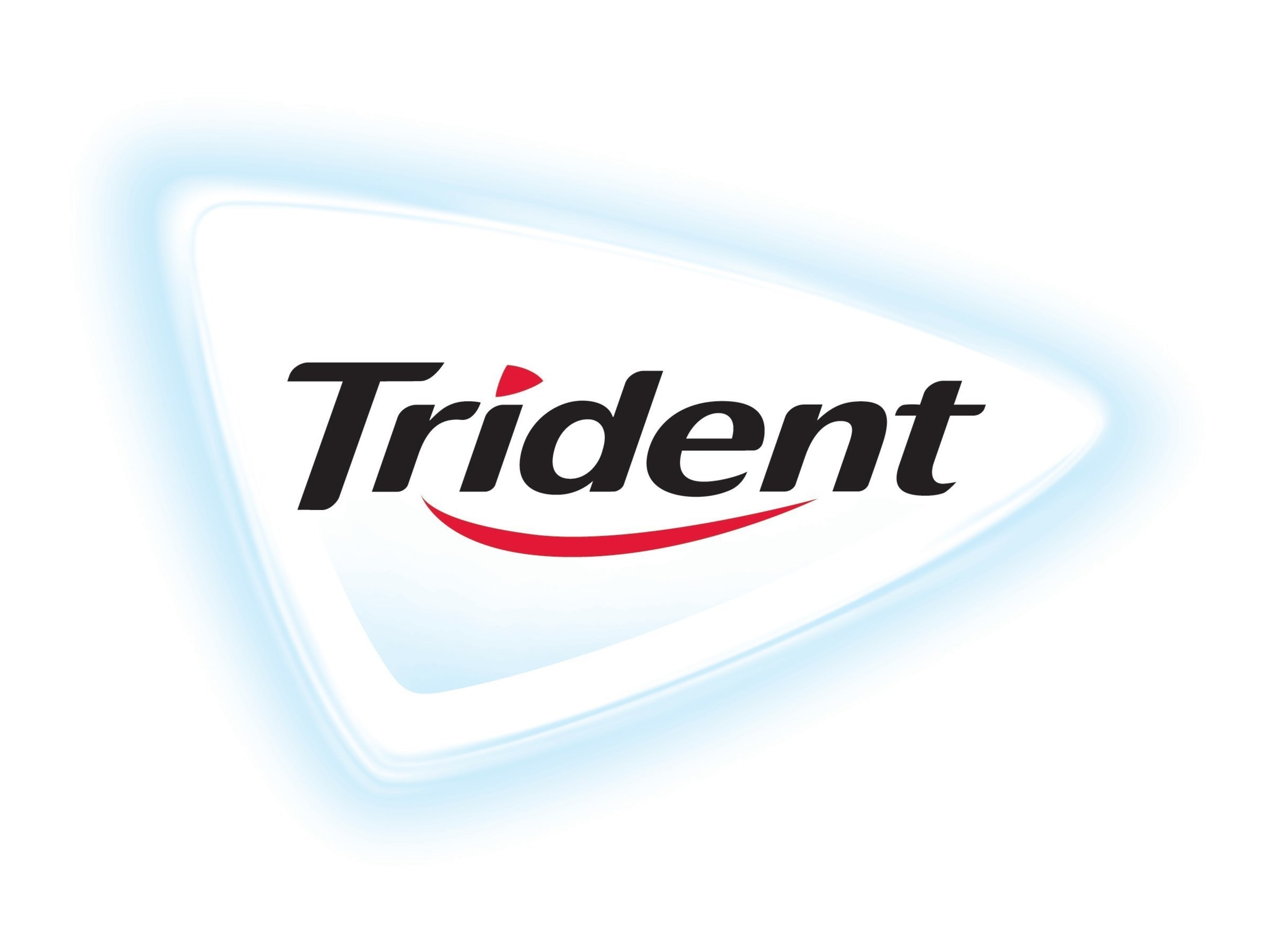 trident teams up with oral health america to spread smiles across rh prnewswire com trident gum logo history trident gum logo meaning