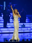 Oct 8: Celine Dion celebrates 1,000th show at The Colosseum at Caesars Palace. Photo by Denise Truscello