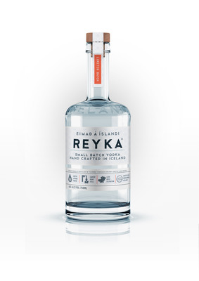 Reyka Vodka Triumphs at International Competition.  (PRNewsFoto/William Grant & Sons)