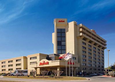 Marriott San Antonio Northwest Hotel in San Antonio, Texas (PRNewsFoto/Ethika Investments)