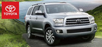 Toyota of Naperville has taken possession of the 2014 Toyota Highlander and 2014 Toyota Sequoia. Both vehicles have outstanding capabilities.  (PRNewsFoto/Toyota of Naperville)