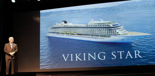 Viking Launches New Ocean Cruise Line