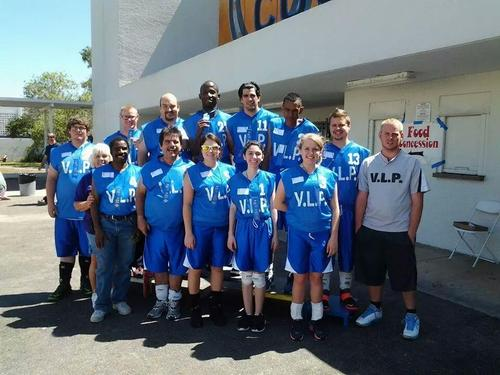 THE VICTORY ACES, VICTORY LIVING PROGRAMS' VOLLEYBALL TEAM, HEADS TO THE SPECIAL OLYMPICS USA GAMES ...