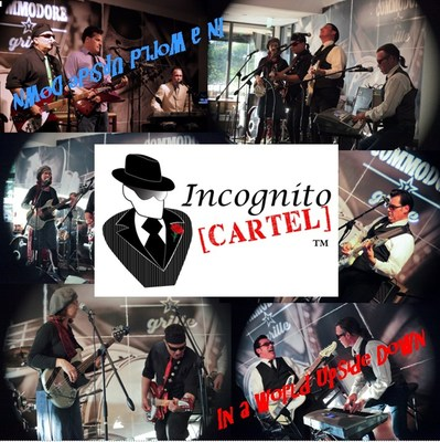 "Incognito Cartel ""In a World Upside Down"" CD front cover"