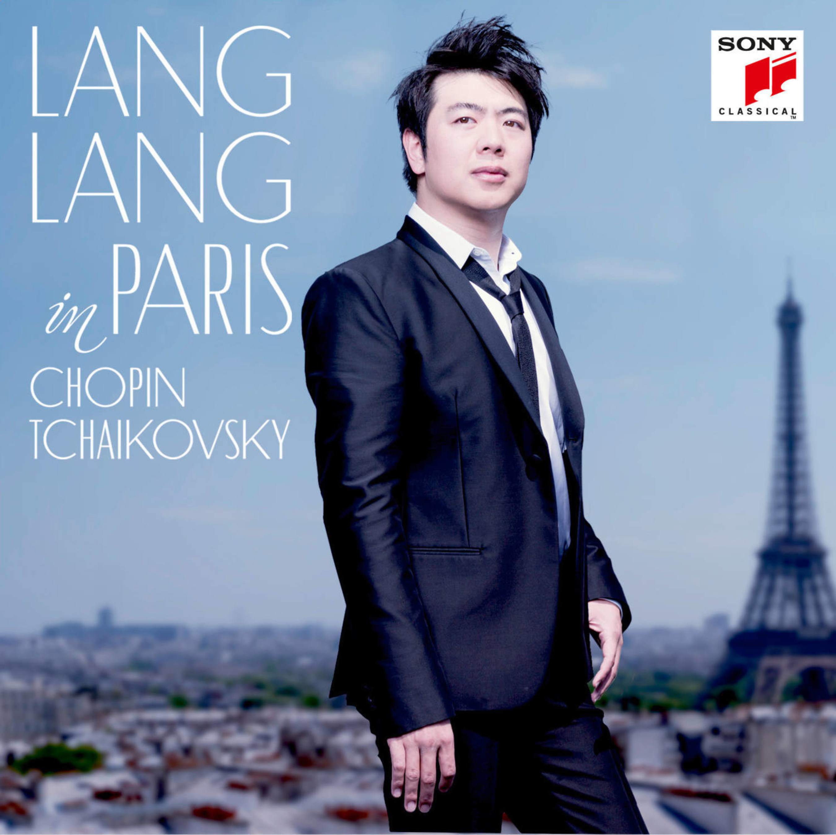 Lang Lang in Paris - The New Album Recorded in Paris Featuring Music By Chopin and Tchaikovsky