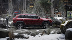 The Jeep(R) brand turns a Vancouver city street into a wild mountain river