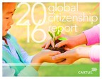Annually, Cartus submits a Global Citizen Report outlining the many ways it gives back to the global community.