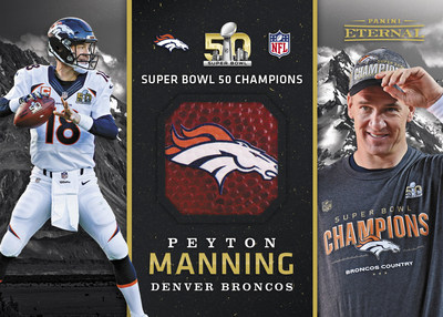 Panini America To Honor Biggest Moments In Sports With Panini Eternal On-Demand Trading Card Platform