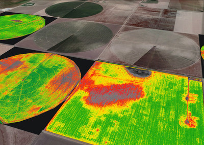 Agribotix Field Health Reports use data collected by drones to identify areas of concern in the field and help farmers make input adjustments to improve yields and lower costs.