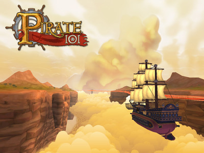 KingsIsle Entertainment Proudly Announces Pirate101.  (PRNewsFoto/KingsIsle Entertainment, Inc.)