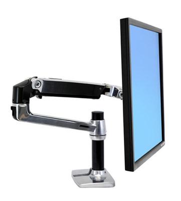 Ergotron LX LCD Arm (PRNewsFoto/Ergotron, Inc.)