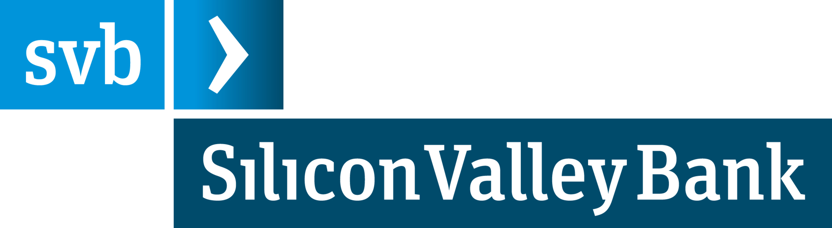 Silicon Valley Bank logo.
