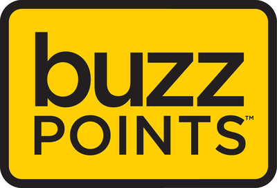 fisoc signs up banking and credit unions for its Buzz Points Merchants Program that features points and rewards cards that encourage bank customers to shop local.  (PRNewsFoto/fisoc)