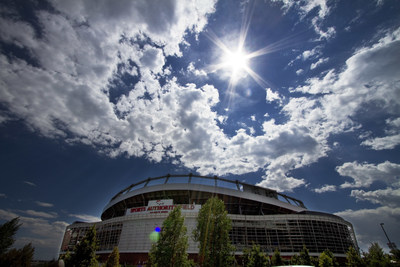 Sports Authority Field at Mile High. (PRNewsFoto/VISIT DENVER, The Convention ...)