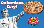 Marco's Pizza will celebrate its Italian heritage on Columbus Day by offering a free slice of pizza during lunch to guests at participating stores across the country.