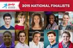 2015 Wendy's High School Heisman National Finalists.