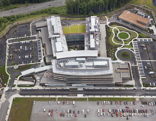 Seattle-based Swedish Health Services opens its new medical center, Swedish/Issaquah, July 14. It is King ...