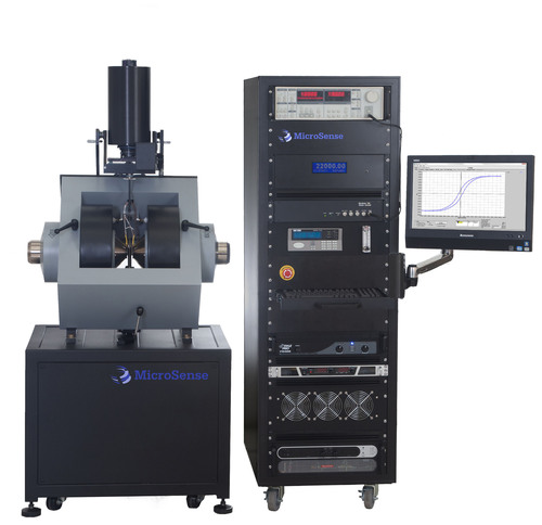 MicroSense, LLC ships next generation VSM magnetic metrology systems
