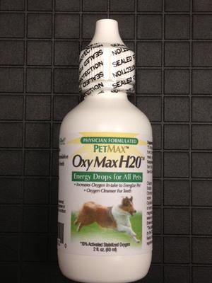 OxyMax H20 Product Image.  (PRNewsFoto/Pazoo, Inc.)