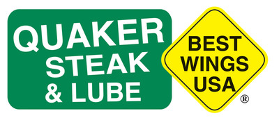 Quaker Steak & Lube Best Wings USA to open in 7 Gulf Coast cities.  (PRNewsFoto/I-10 Hospitality, LLC)