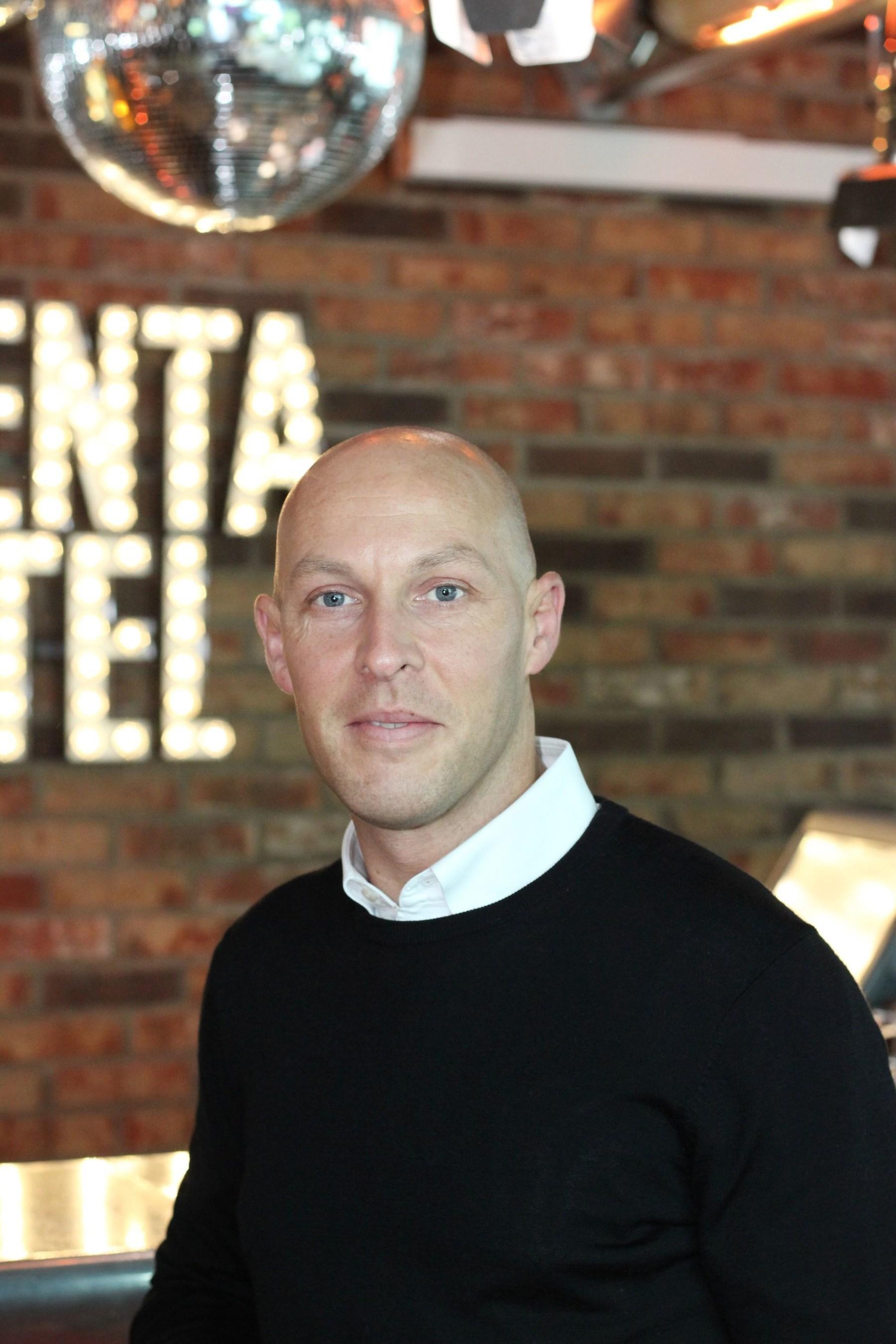 Ben Thomas, pentahotels' Regional General Manager (PRNewsFoto/Pentahotels)