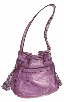 Kerry Washington's 2016 Handbag for Allstate Foundation Purple Purse: Washington designed the purple cross-body handbag, produced by Global Brands Group, for Purple Purse nonprofit community partners and domestic violence shelters to raise funds for their organizations this October. Details and rules for a chance to win one of the limited-edition handbags will be shared on PurplePurse.com and Purple Purse Facebook (facebook.com/purplepurse) and Twitter (@PurplePurse) in the coming weeks.