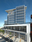 Rendering of the planned Comcast regional office that will be adjacent to SunTrust Park, the future home of the Atlanta Braves.
