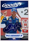 Goody's® and Dale Earnhardt Jr. Launch Exclusive 'Dale Jr. Photo Finish' Limited Edition Trading Card Set at the 2016 Goody's® Fast Relief 500 on Oct 30th